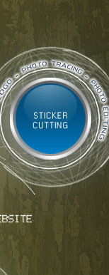 Sticker Cutting for promotional items
